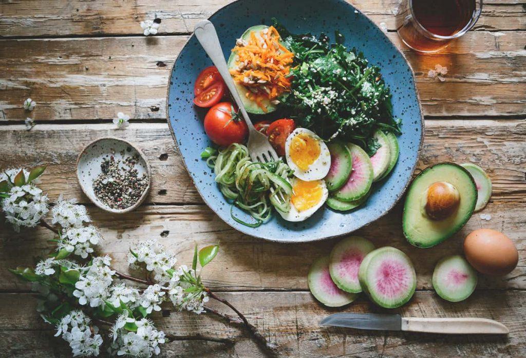 dieta para la candidiasis