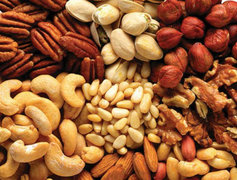 candidiasis alimentos permitidos frutos secos