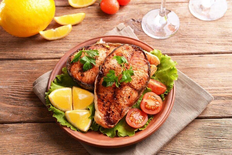 candidiasis alimentos permitidos pescado