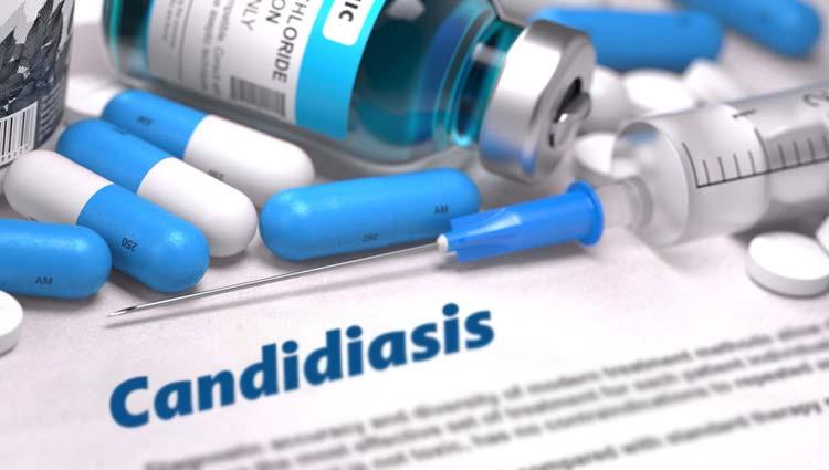 candidiasis contagio medicamentos