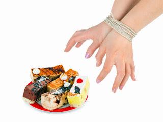 evita los dulces si tienes candidiasis intestinal