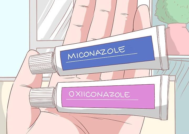 candidiasis medicamentos antifúngicos