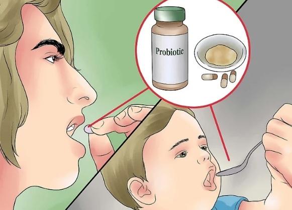 ilustración medicamentos candidiasis oral