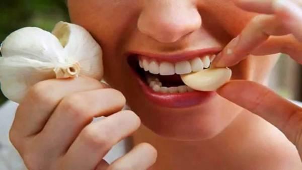 tratamiento casero con ajo para tratar la candidiasis oral