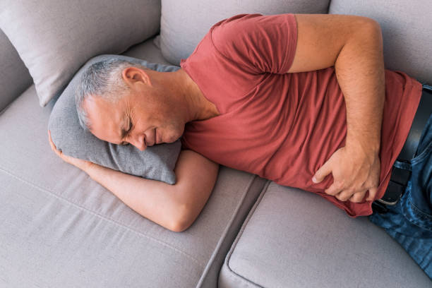 candidiasis síntomas dolor abdominal