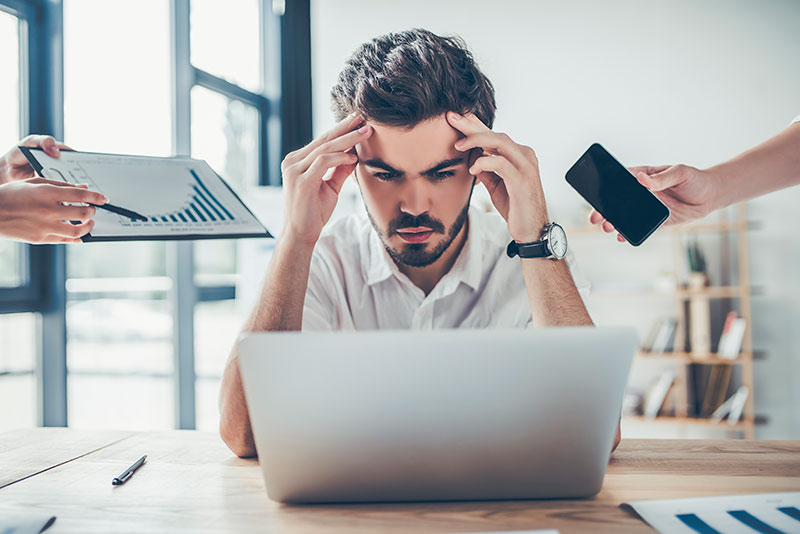 candidiasis síntomas estrés