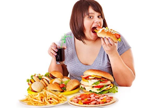 dieta candidiasis no comer comida chatarra
