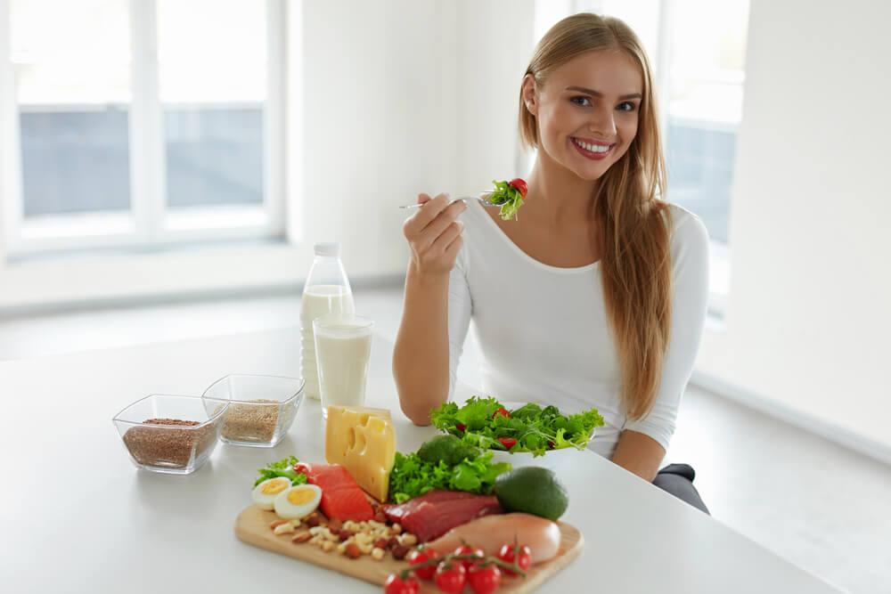 dieta saludable candidiasis