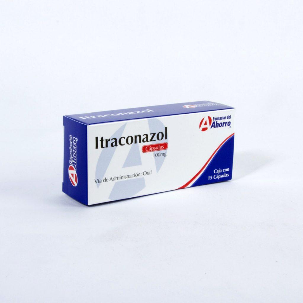 itraconazol candidiasis pastillas