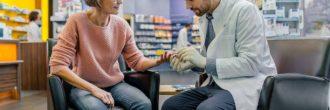 Test candidiasis farmacia