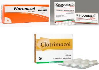 tratamiento farmacológico para candidiasis